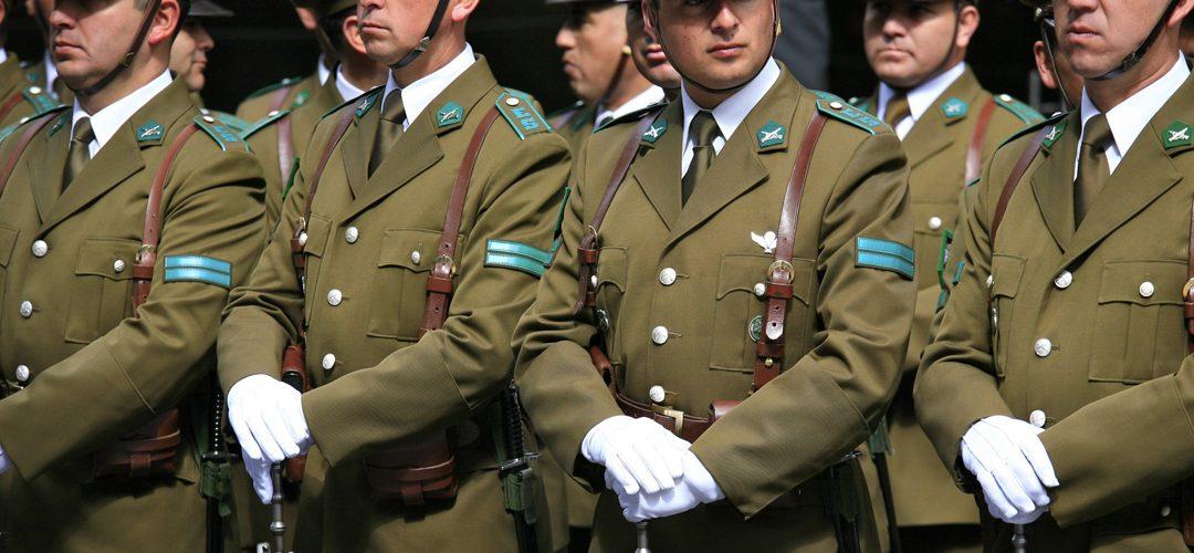 Reforma policial y el Acuerdo Nacional por la Seguridad Pública.